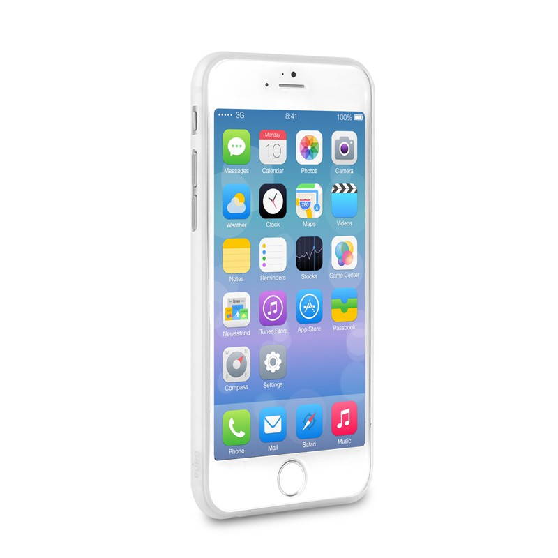 Puro UltraSlim Backcover iPhone 6 Plus White - 3