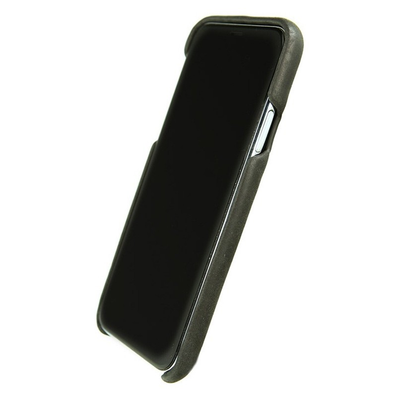 Valenta Back Cover Classic iPhone X Vintage Black - 3