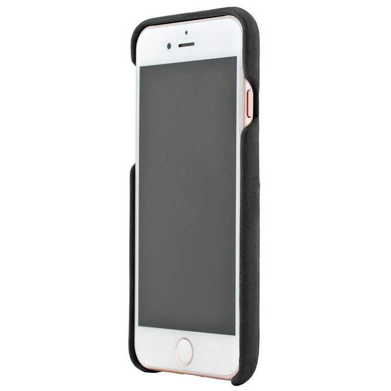 Valenta Back Cover Classic Luxe iPhone 8 Plus/7 Plus vintage black 03
