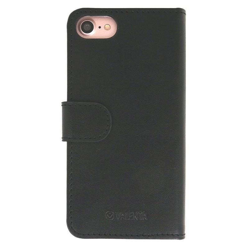 Valenta Book Cover Classic Luxe iPhone 7 Black - 3