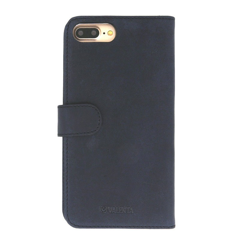 Valenta Booklet Classic Luxe iPhone 7 Plus Vintage Blue - 3