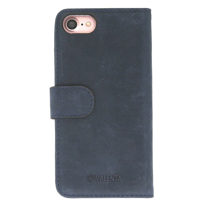 Valenta Book Cover Classic Luxe iPhone 7 Vintage Blue - 3