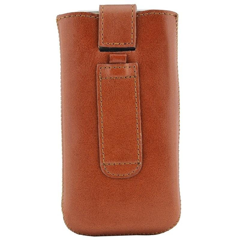 Valenta Lucca Pocket Case iPhone 8/7/6S/6 brown 03
