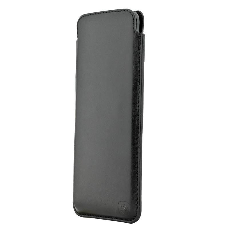 Valenta Pocket Premium iPhone XR Sleeve Zwart - 3