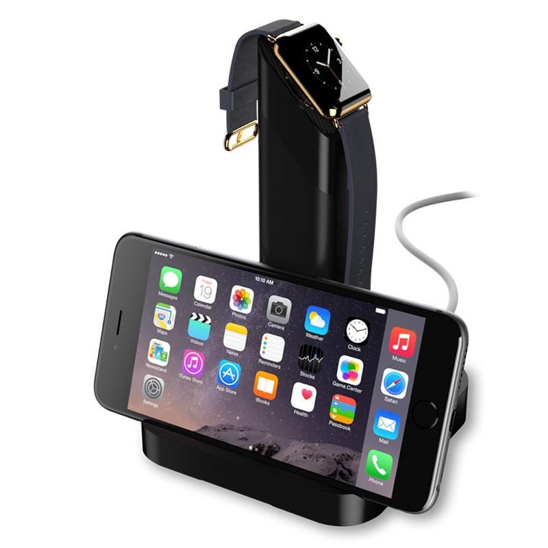 Griffin WatchStand Apple Watch Black - 3