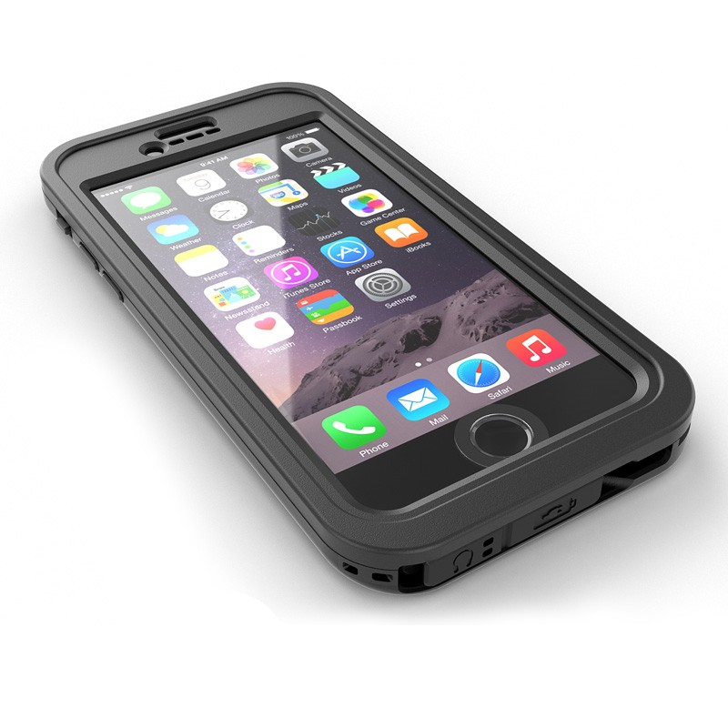 Dog and Bone Wetsuit Impact iPhone 6/6S Black - 3