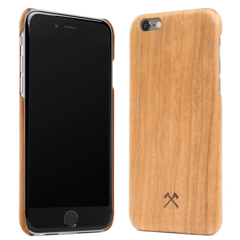 Woodcessories - EcoCase Kevlar iPhone 6/6S Cherry 03