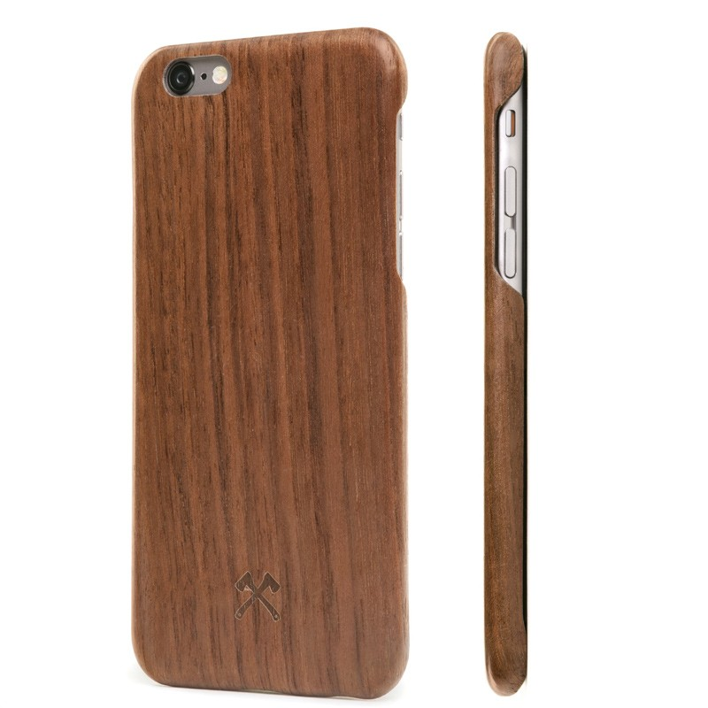 Woodcessories - EcoCase Kevlar iPhone 6/6S Walnoot 03