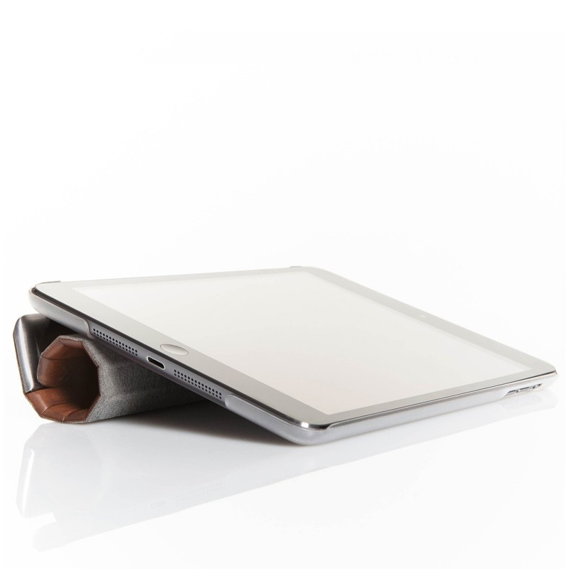Woodcessories - EcoGuard iPad mini (2019), iPad mini 4 Walnoot 03