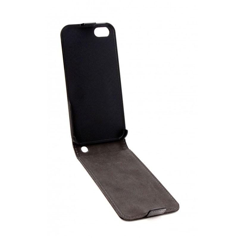Xqisit FlipCover iPhone 5 (Black) 03