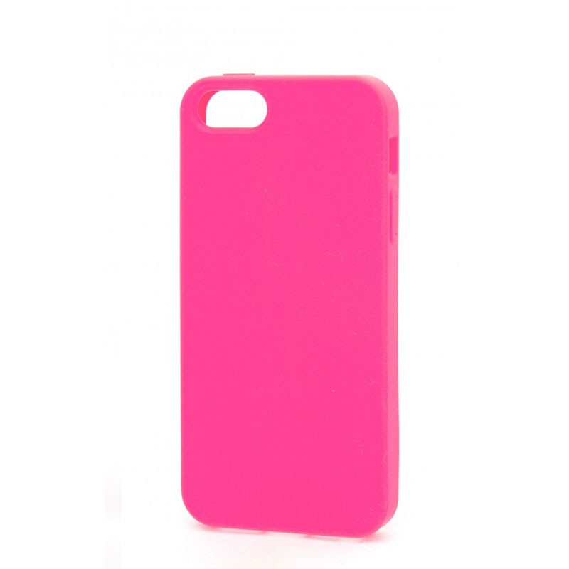 Xqisit Soft Grip Case iPhone 5 (Pink) 03