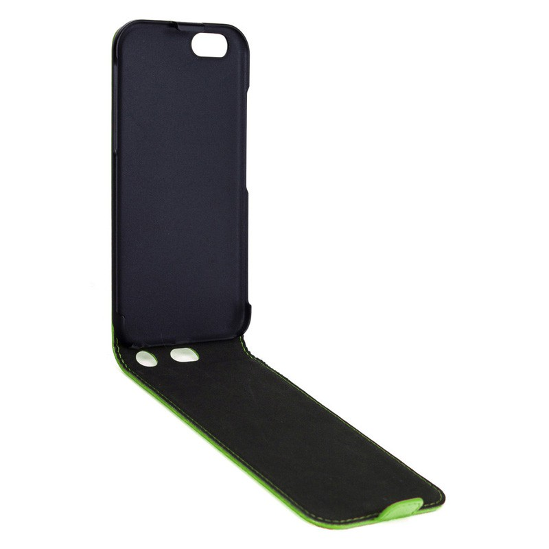 Xqisit FlipCover iPhone 6 Green - 3