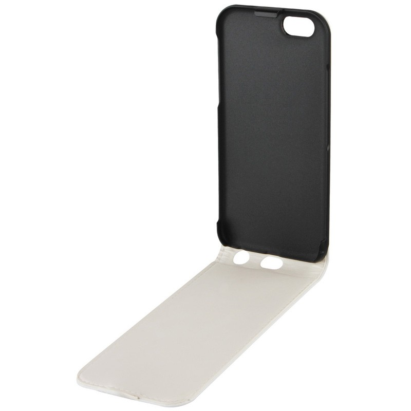 Xqisit FlipCover iPhone 6 Plus White - 3
