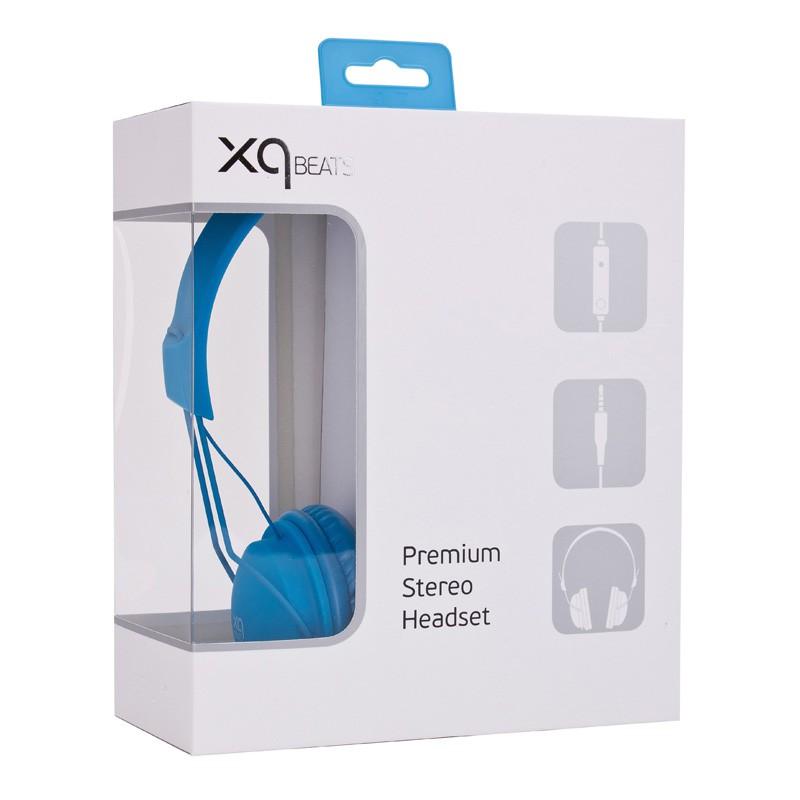 Xqisit HS Over-Ear Headset Blue - 3
