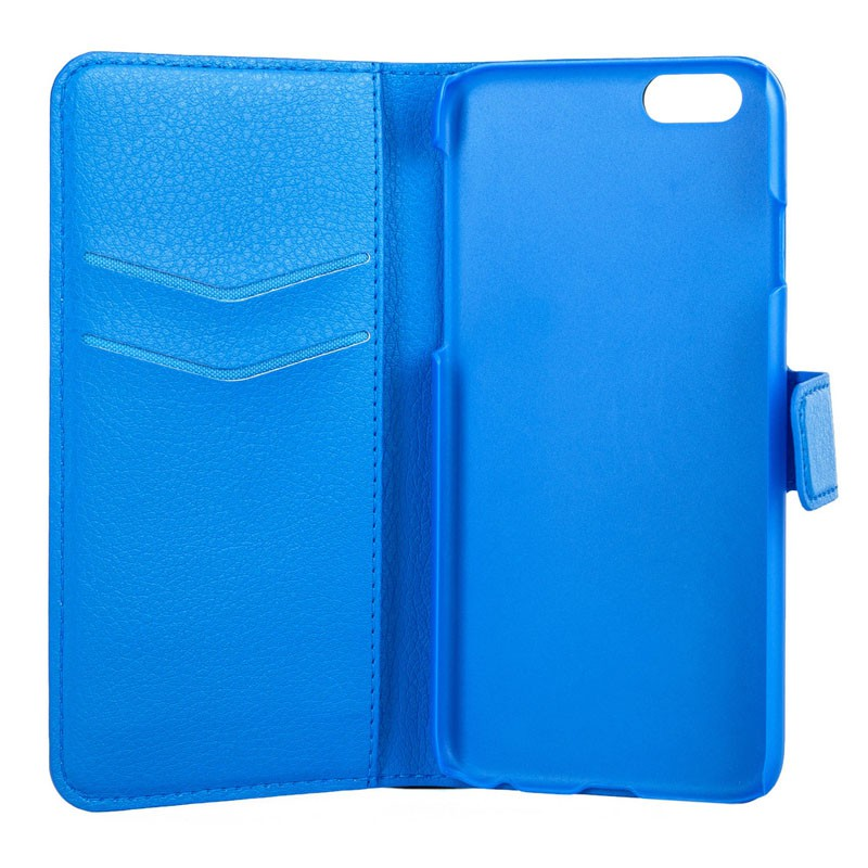 Xqisit Slim Wallet Case iPhone 6 Blue - 3