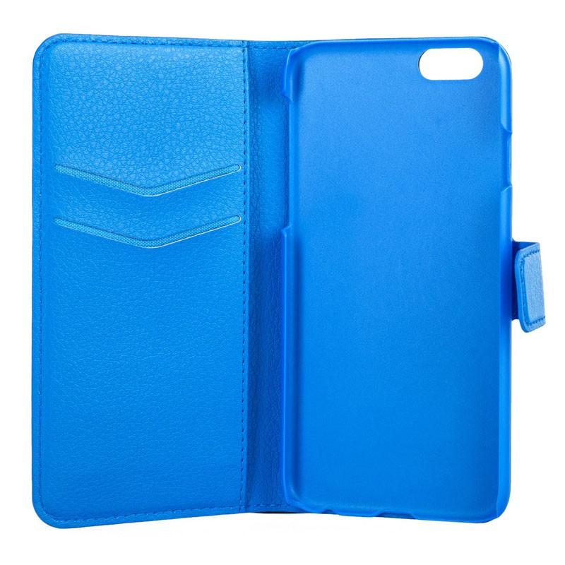 Xqisit Slim Wallet Case iPhone 6 Blue - 3