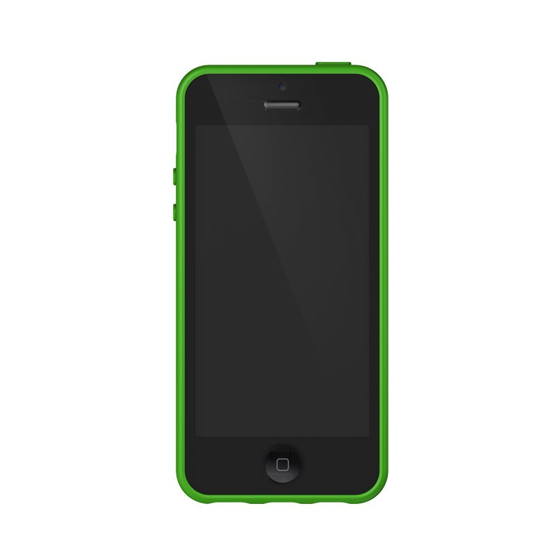 XtremeMac - Microshield Accent iPhone 5 (Yellow-Green) 03
