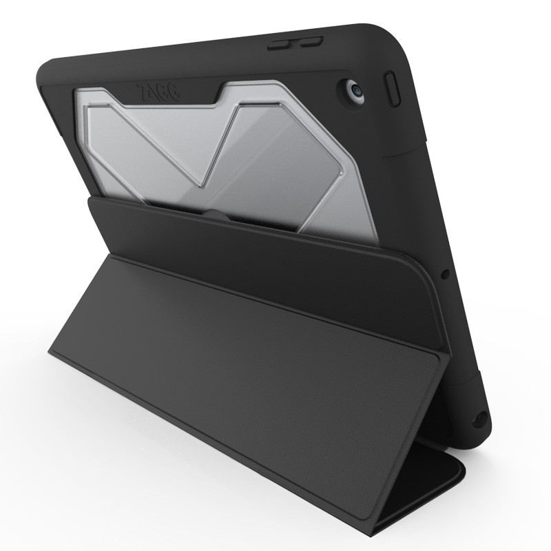 ZAGG Rugged Book Case iPad 2017 Zwart - 3