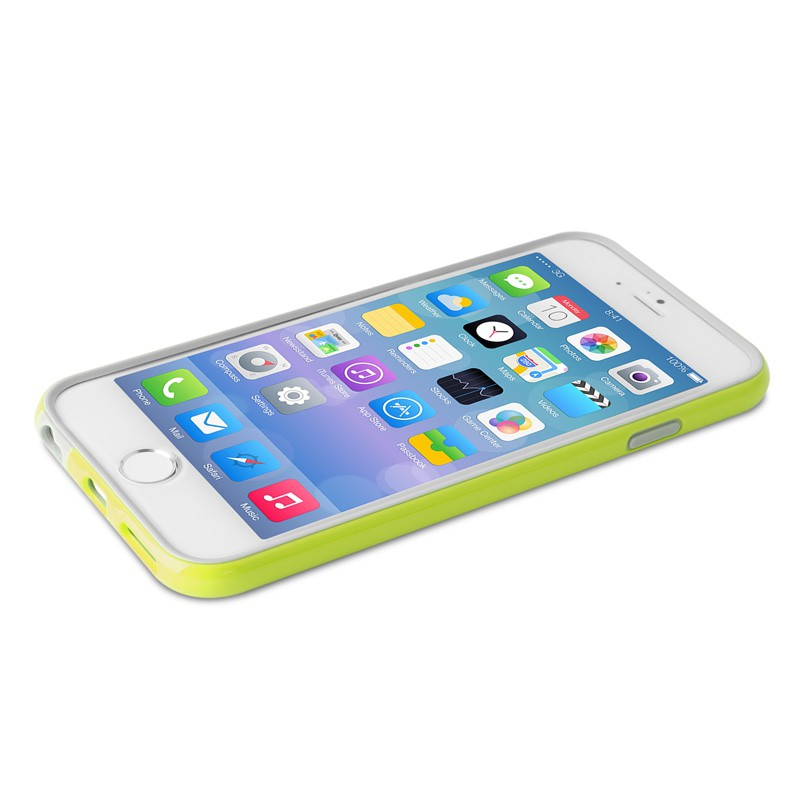 Puro Bumper Case iPhone 6 Green - 3