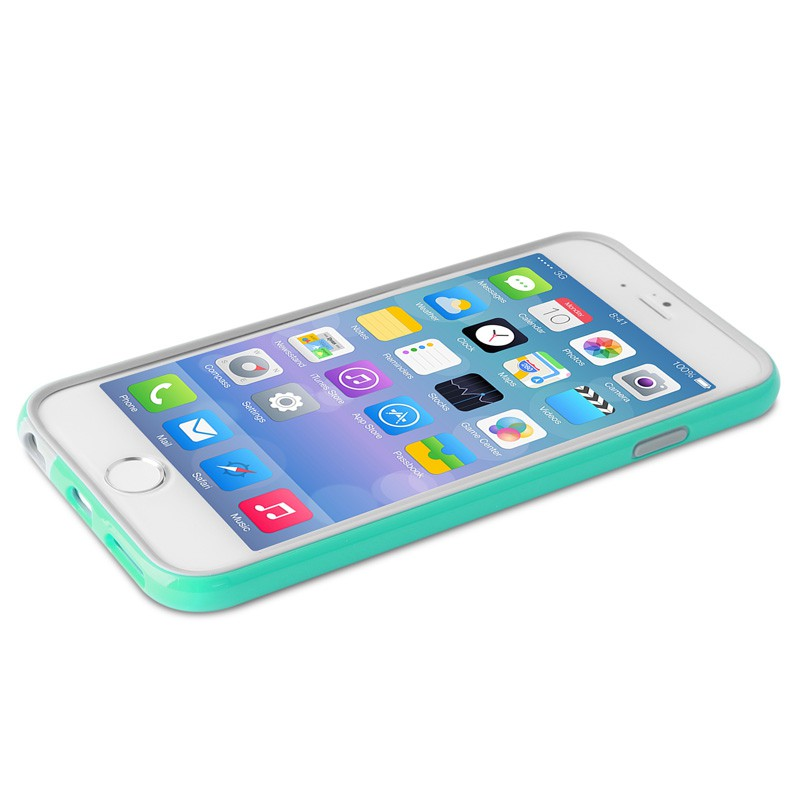 Puro Bumper Case iPhone 6 Turqoise - 3