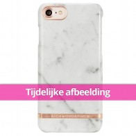 Richmond & Finch - Marble Case iPhone 8 White Marble