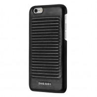 Diesel - Moulded Biker Case iPhone 6 / 6S Black 01