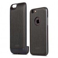 Moshi - iGlaze Ion Batterij Case iPhone 6 / 6S Black 01