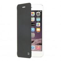 Xqisit Flap Cover Adour iPhone 7 Plus hoes Black 01