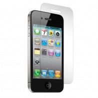 Mobiq - Glazen Screenprotector iPhone 4 / 4S - 1