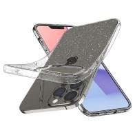 Spigen Liquid Crystal iPhone 13 Pro Transparant Glitter 01