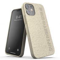 Superdry Compostable Snap Case iPhone 12 Mini wit 01