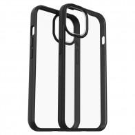 Otterbox React iPhone 13 hoesje Zwart Transparant 01