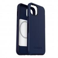 Otterbox - Symmetry Plus iPhone 13 Blauw 01
