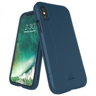 Adidas SP Agravic iPhone X Hoesje Blue 01