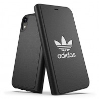 Adidas Originals Booklet Case iPhone XR Zwart 01