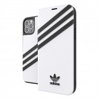 Adidas Booklet Case iPhone 12 / 12 Pro 6.1 Wit - 1