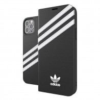 Adidas Booklet Case iPhone 12 / 12 Pro 6.1 Zwart - 1