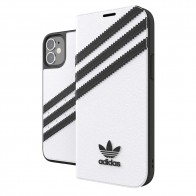 Adidas Booklet Case Phone 12 Mini 5.4 Wit - 1