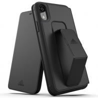 Adidas Folio Grip Case iPhone XR Zwart 01