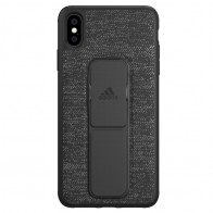 Adidas Grip Case iPhone XS Max hoes zwart 01