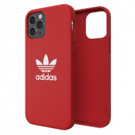 Adidas Moulded Case iPhone 12 / 12 Pro 6.1 Rood  - 1
