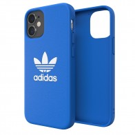 Adidas Moulded Case Trefoil Phone 12 Mini 5.4 Blauw - 1