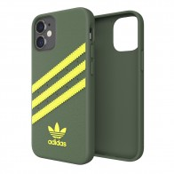 Adidas Moulded Case Phone 12 Mini 5.4 Groen/geel - 1
