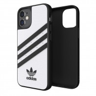 Adidas Moulded Case Phone 12 Mini 5.4 Wit/zwart - 1