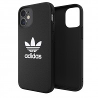 Adidas Moulded Case Trefoil Phone 12 Mini 5.4 Zwart - 1
