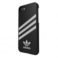Adidas Originals Moulded Hoesje iPhone 7 Black - 1