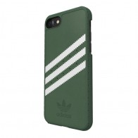 Adidas Originals Moulded Hoesje iPhone 7 Mineral Green - 1