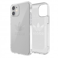 Adidas Protective Clear Phone 12 Mini 5.4 Transparant - 1