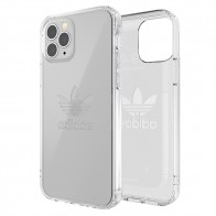 Adidas Protective Clear Case iPhone 12 Pro Max Transparant - 1