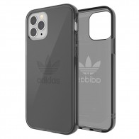 Adidas Protective Clear Case iPhone 12 Pro Max Smoke - 1